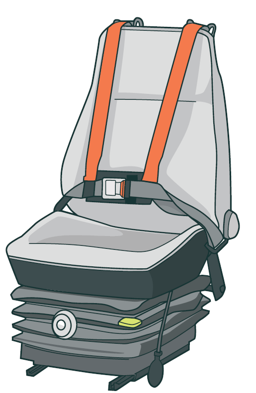[image] 4-point harness seatbelt
